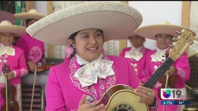 Mariachi las rosas del Tepeyac