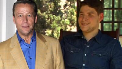 """Tras haber estado """"a dos de morir"""", el hijo menor de Alfredo Adame decidió confesarle a sus padres que era gay"""