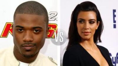 Ray J es todo un éxito.... pero por su video porno con Kim Kardashian