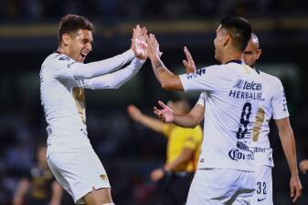 En fotos: Pumas avanza a Semifinales de la Copa MX al vencer 3-0 a Dorados