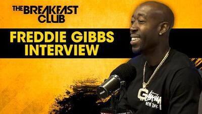 Freddie Gibbs Talks Collab With Madlib, Being Blackballed, Austria Imprisonment + More