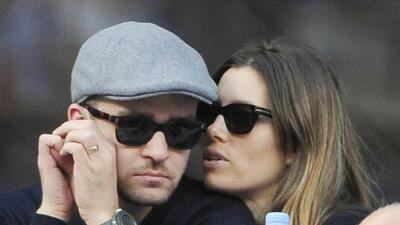 La primera palabra del hijo de Justin Timberlake fue 'papá'
