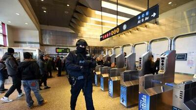 The visa lottery immigrant who stopped a terrorist attack on the New York subway
