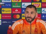 Karim Benzema dice que su puerta para renovar con el Real Madrid está abierta