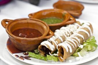 'Snacks' con sabor a México