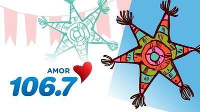 Celebra tu posada con Amor 106.7 FM