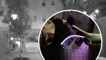 """""""Perturbada"""": Madre graba a pareja teniendo relaciones en un lugar público frente a su casa"""