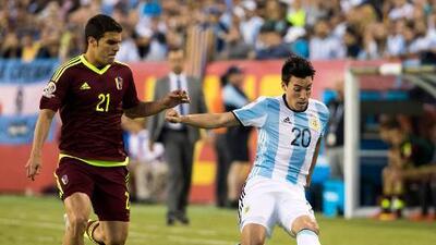 Un latigazo de fútbol: Cinco cosas que deberías saber sobre Nico Gaitán