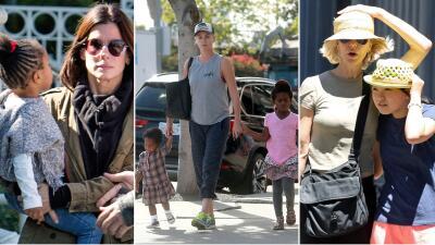 Conoce a las famosas que son mamás gracias a la adopción