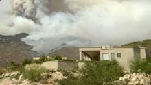 Emiten aviso por riesgo de incendios y fuertes vientos en varias zonas de Arizona