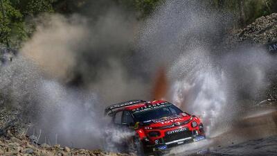 Sebastien Ogier ganó el Rally de Turquía y se acerca al liderato del WRC