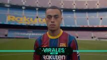 Sergiño Dest asegura vivir el 'Sueño Americano' en el Barcelona