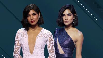 Dos en uno: así fue el look de Alejandra Espinoza en la sexta gala de Nuestra Bella Latina