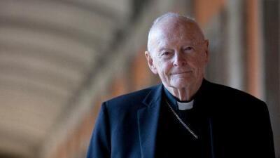 Vaticano expulsa al prominente excardenal McCarrick tras acusaciones de abuso sexual