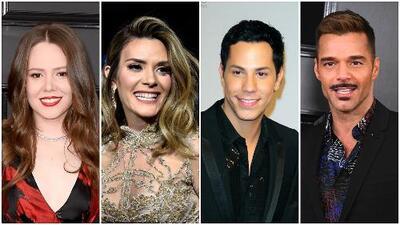 Como lo hizo Joy Huerta: los famosos que han expresado abiertamente que son gays