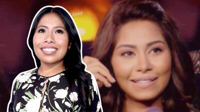 Ella es Sherine Sayed, la doble egipcia de Yalitza Aparicio