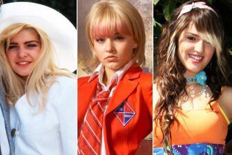 ¡Así lucían antes nuestros actores favoritos!