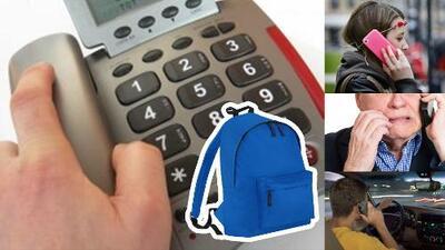 Las mochilas antibalas son una opción válida: radioescuchas de El Free-guey manifestaron su miedo