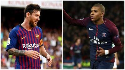 Messi y Mbappé, ¿quién será el máximo goleador en Europa?