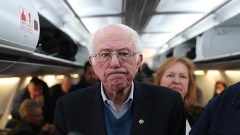 """El """"socialismo"""" de Sanders, un arma que usa Trump para atraer incluso a muchos que no simpatizan con él"""