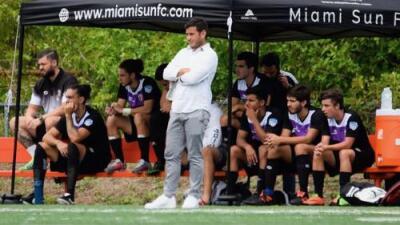 Miami Sun crece de la mano de un entrenador venezolano