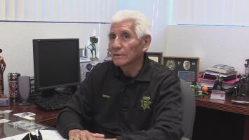 Tony Estrada: el 'Sheriff de oro' que reconoce a su comunidad y sus raíces