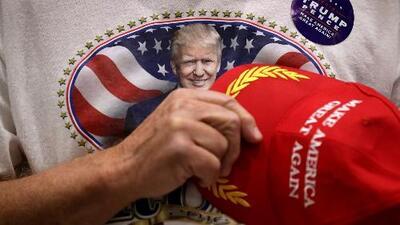 Simpatizantes de Trump, preocupados por nuevos aranceles de China a la importación de productos de EEUU