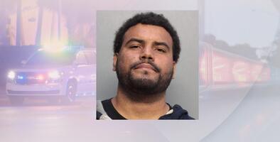 Lo arrestan tras escapar de una patrulla de la policía de Hialeah