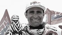 Muere el motociclista Paulo Gonçalves en el Dakar