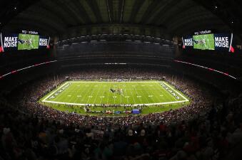 Así luce el NRG Stadium, la próxima sede de México en su camino por la Copa Oro