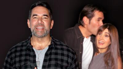 Eduardo Santamarina revela si aceptaría tener un trío con su esposa Mayrín Villanueva