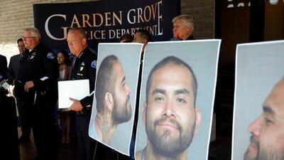 El acusado de asesinar a cuatro personas en California estaba en libertad condicional en el momento de los mortales ataques