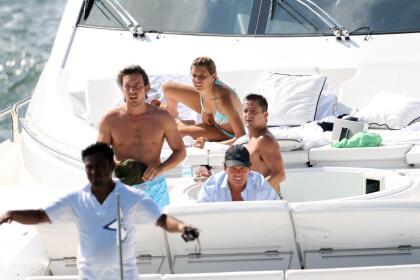 Luego de mantener el lujoso yate que tenía en Miami durante 7 años,  <b>Luis Miguel lo vendió por la cantidad de 2.9 millones de dólares</b>. <br>