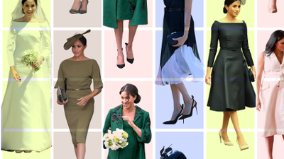 Undressing Meghan Markle: What One Year's Worth of Outfits Reveals About the Duchess of Sussex
