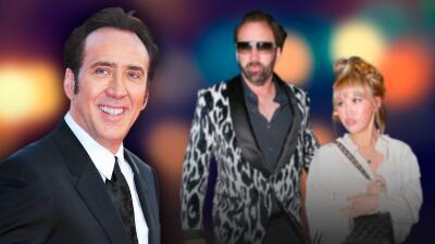 Nicolas Cage es nuevamente soltero luego de un matrimonio fugaz (y lleno de gritos) en Las Vegas