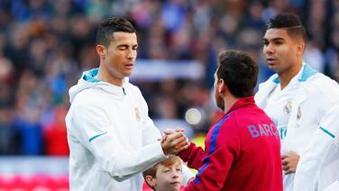 Sarri molesto porque Messi tiene un Balón de Oro más que Cristiano