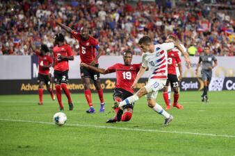 En fotos: Estados Unidos se desquita de Trinidad y Tobago y avanza en la Copa Oro