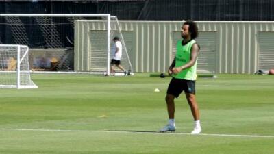 ¿Y Neymar? Marcelo no quiere más fichajes en el Real Madrid