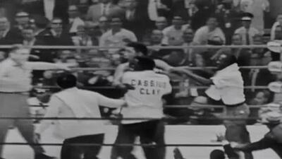Las frases célebres de Muhammad Ali