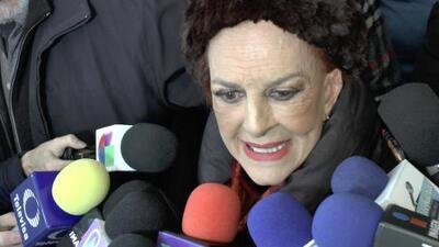 Talina Fernández asegura que María no quiso el fideicomiso