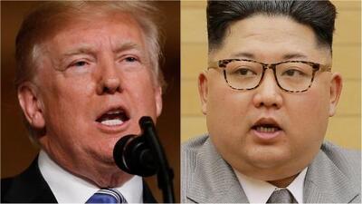 """Trump calificó de """"muy buena noticia"""" el anuncio de Corea del Norte sobre la suspensión de pruebas nucleares"""