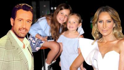 Gabriel Soto desmiente a Geraldine Bazán y demuestra que sus hijas están bien aunque tenga novia