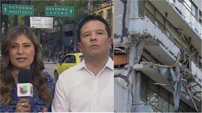 Sacudidos por el terremoto en México: Esta fue la odisea de los reporteros de El Gordo y La Flaca