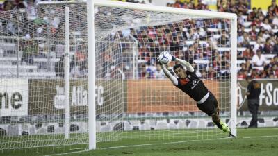 """Oscar Ustari: """"Al Atlas le urge ganar para retomar confianza"""""""