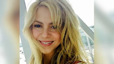 Shakira volvió en bicicleta a su amada Barranquilla con sus hijos