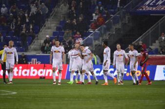 Red Bulls superó a Olimpia y selló su pase a cuartos de la Concacaf Liga de Campeones