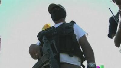 Autodefensas de Michoacán vuelven a tomar las armas