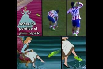 Los memes del Atlético de Madrid-Barcelona