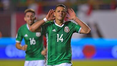 Microinfarto de México en una sufrida victoria de 3-1 ante Trinidad y Tobago