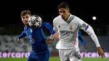 Otra baja en el Madrid: Varane, por lesión, no jugará ante el Chelsea